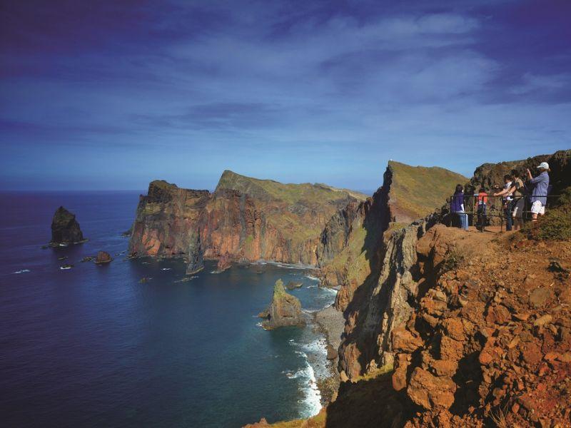 Miradouro da Ponta do Rosto ©Turismo da Madeira